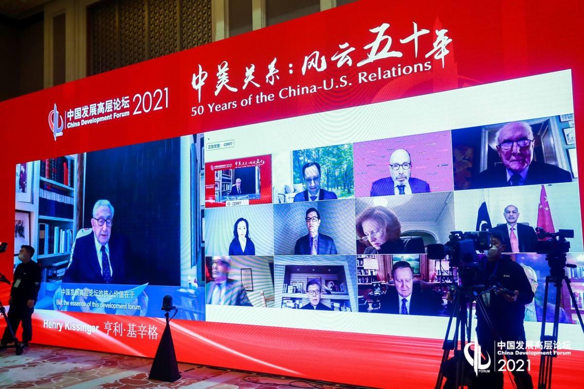 傅莹:中方对近几年美方错误做法不太理解、无法接受图片