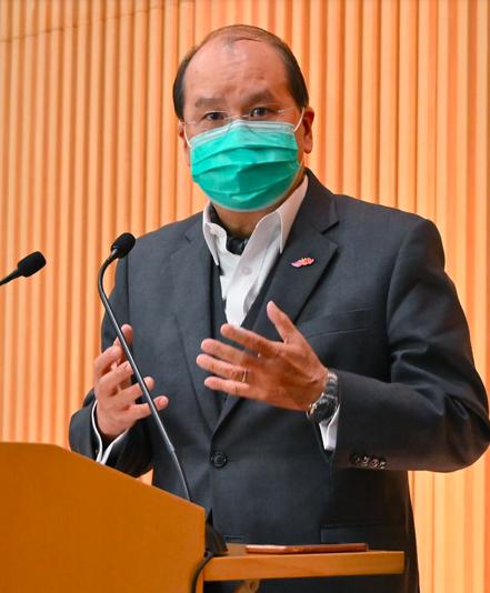 张建宗∶全国人大通过完善香港选举制度的决定体现了均衡参与图片