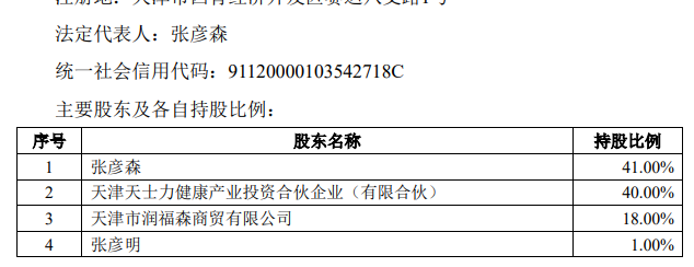 丽珠集团拟7亿拿下天津同仁堂40%股权 标的转战创业板二度冲关IPO