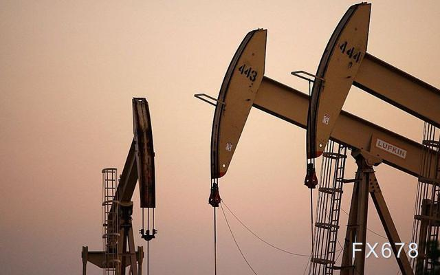 NYMEX原油下看54.88美元,供给端开始恶性竞争
