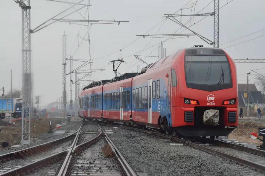 匈塞铁路贝尔格莱德至旧帕佐瓦段左线全线开通运营