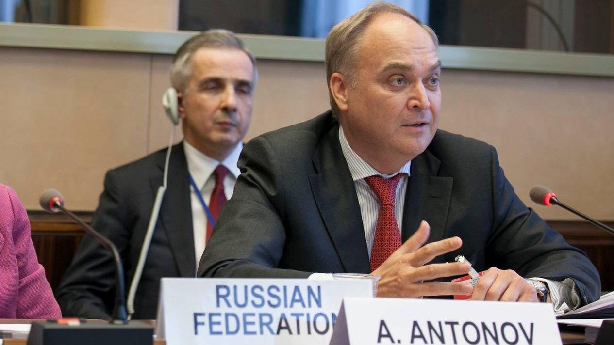 俄罗斯驻美大使:俄美关系现状不符合两国利益