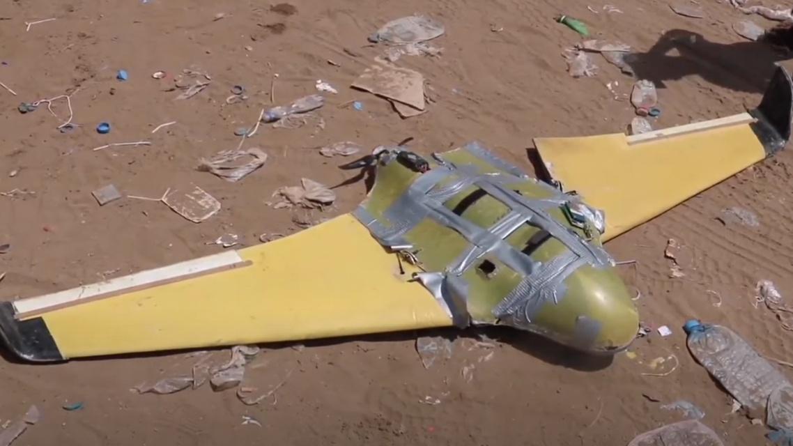 沙特为首多国联军击落8架携带爆炸物的无人机