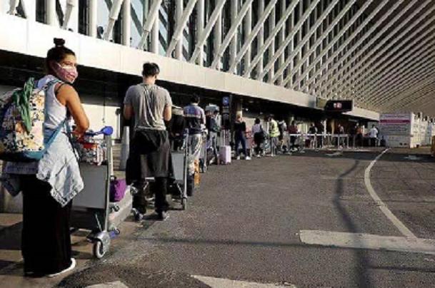阿根廷将从27日起暂停往来墨西哥、巴西、智利的航班