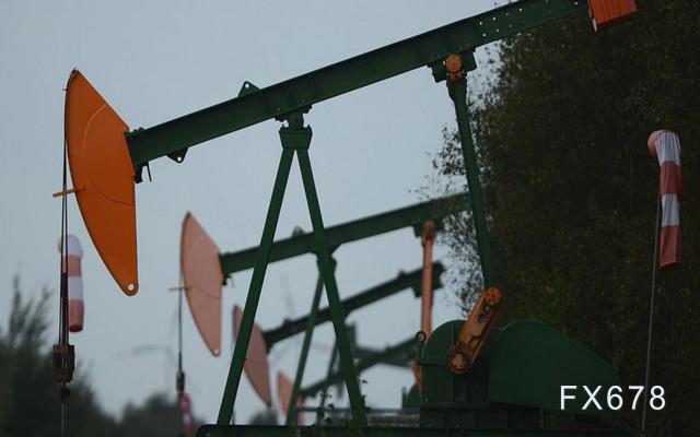 国际油价涨逾1%,但两方面暗示,多头面临更长周期的麻烦