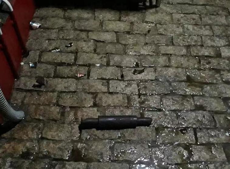 缅甸民盟总部凌晨遭燃烧瓶攻击
