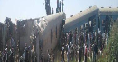 埃及两火车相撞致32死66伤 事故调查委员会已成立