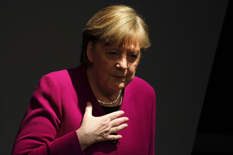 默克尔:德国当前的疫情形势跟与去年完全不同