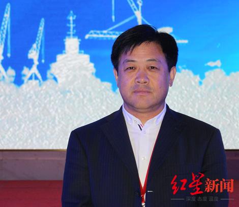 △中国棉花协会棉农分会会长 曹会庆