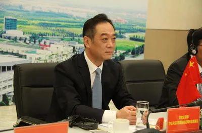驻胡志明市总领事吴骏参加中国企业赴越南产业区投资推介线上洽谈会