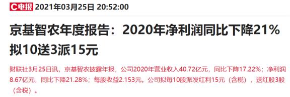"""京基智农和仁东控股曾同时""""闪崩""""连续跌停 或存""""爆仓""""嫌疑?"""