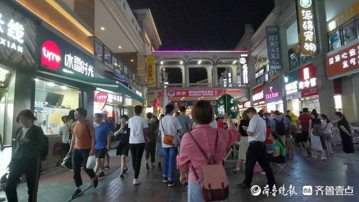 万达金街、峪悦里、孩儿街,济南高新区新获三条市级商业街区