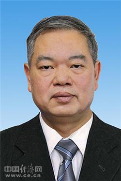 潘巍任广西壮族自治区发改委党组书记(正厅长级)
