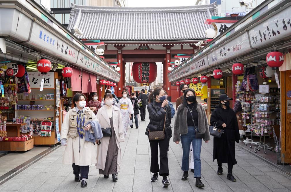 东京等四地拟向日本政府申请延长紧急状态