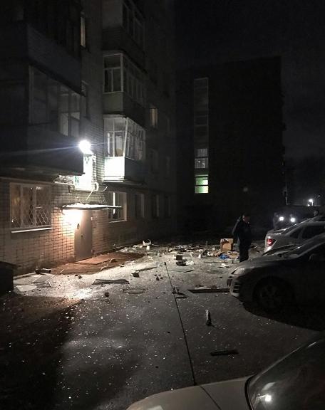俄罗斯鞑靼斯坦共和国一建筑物天然气爆炸 1人死亡