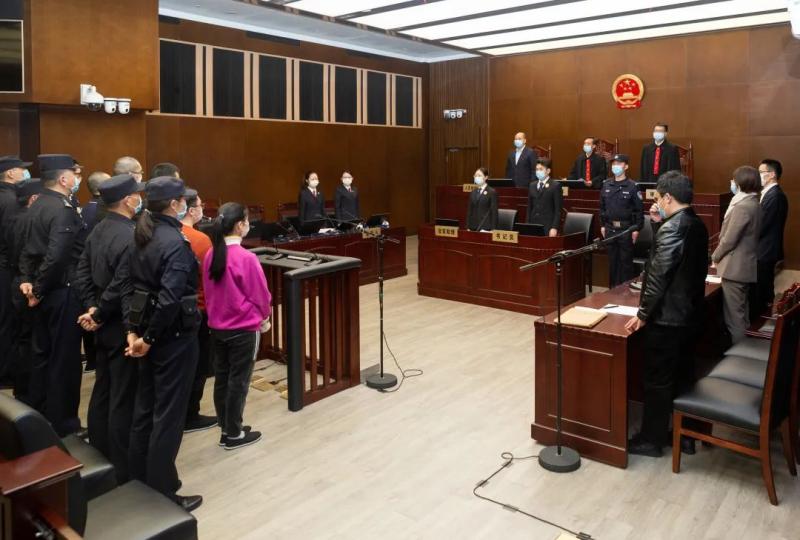 永利宝非吸案一审宣判:非法集资近百亿 主犯被判无期徒刑