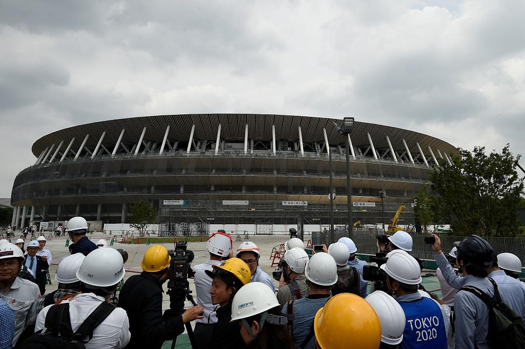 专家担忧:东京奥运可能引发全球新冠超级传播事件
