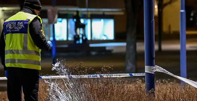 瑞典南部城市疑似恐袭事件嫌疑人被捕