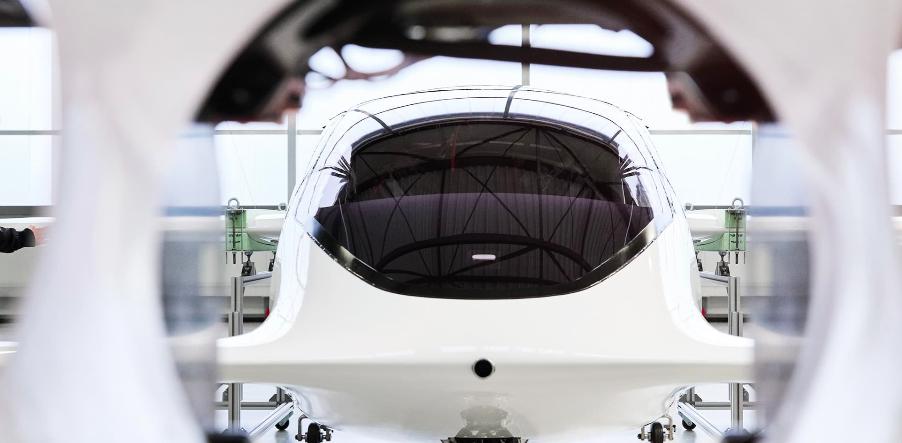 空中出租车初创公司Lilium正计划通过SPAC上市