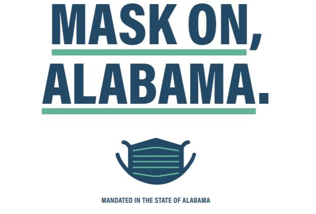 美国阿拉巴马州将从4月9日起取消口罩令