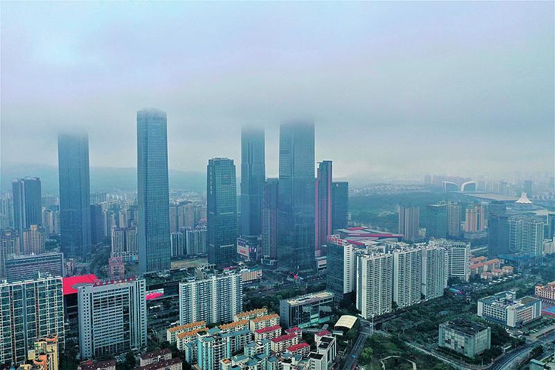 回南天雨雾天持续霸屏 广西新一股冷空气明日到货