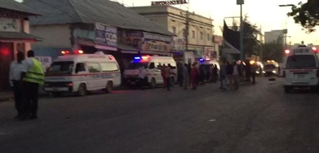 索马里发生自杀式袭击致2死4伤