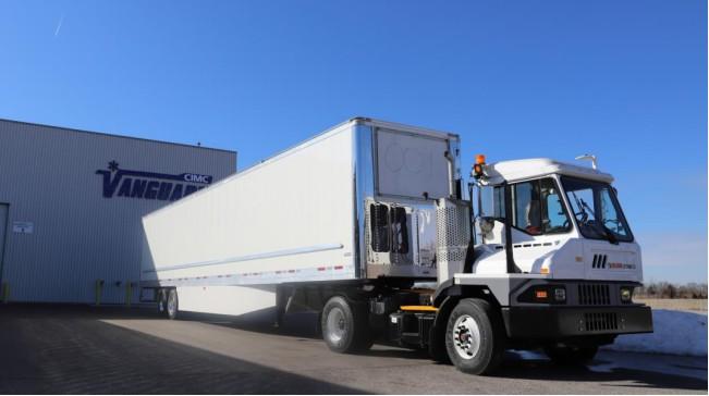 中集车辆(01839)加拿大新冷藏半挂车工厂正式投产 全球布局进一步优化