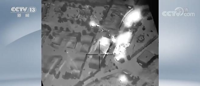多国联军连续第二天空袭也门胡塞武装