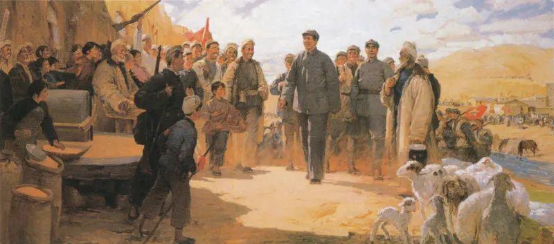 在复杂形势面前不迷航 遵义会议的伟大转折和红军长征的胜利图片