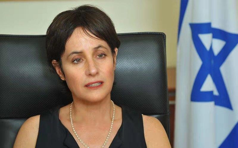 以色列新任驻华大使:以希望成首个与中国达成疫苗接种互认的国家