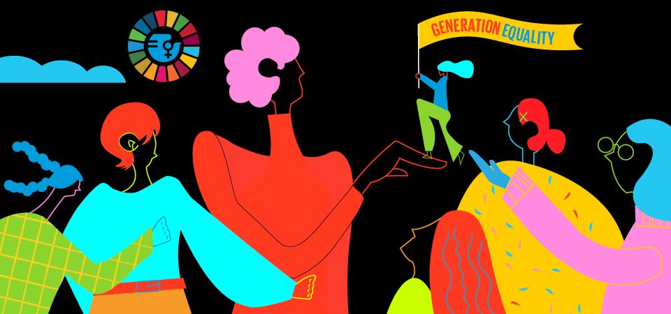 联合国举行国际妇女节视频纪念活动