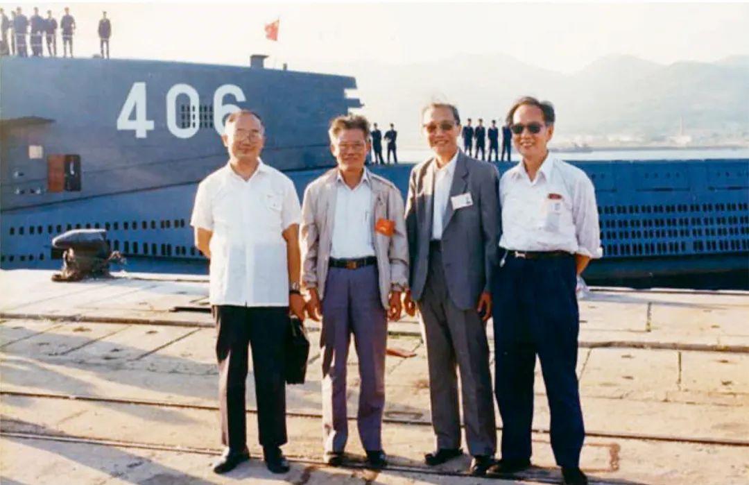 """彭士禄:中国核动力的""""彭拍板""""图片"""