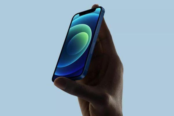 iPhone12mini手機