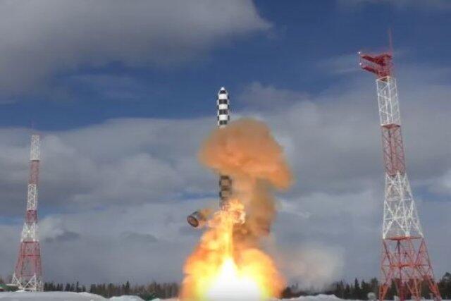 外媒:俄将试射最强大洲际导弹 可撕碎任何反导系统