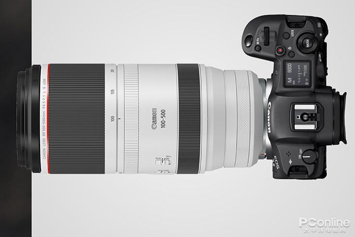 佳能发布RF70-200/2.8和RF100-500镜头新固件