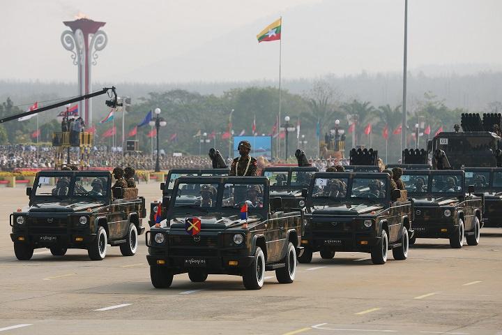 缅甸军方宣布将停火期限延长至4月30日