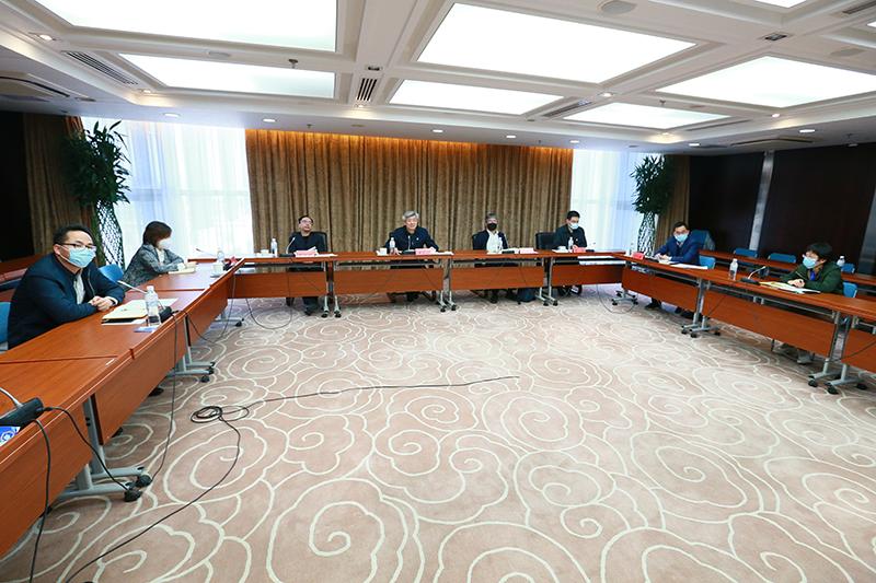 全国工商联组织委员会召开视频会议部署工作