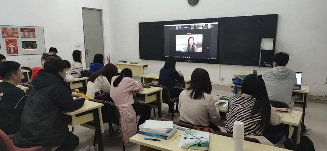 创新学院增设英国剑桥大学国际选修课程图片