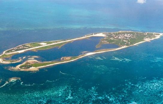 台媒:解放军无人机近期在东沙岛上空绕岛飞行
