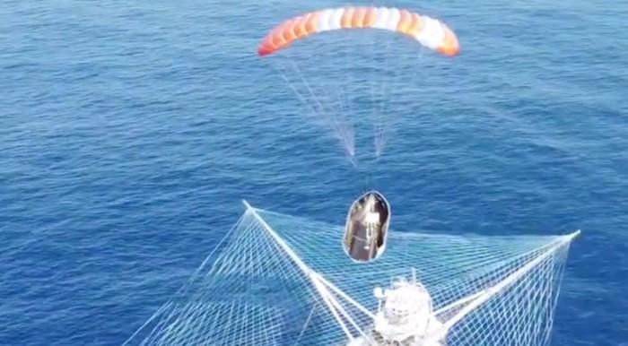 马斯克证实:SpaceX将不再尝试从海面回收整流罩