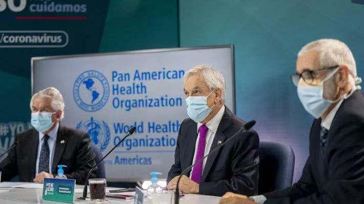 智利新冠肺炎单日新增创新高 接种疫苗人数超728万
