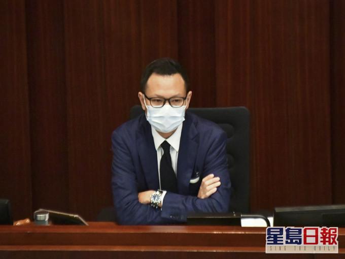 港媒:消息称逃往加拿大的郭荣铿被港警调查,涉去年内委会久未选出主席风波