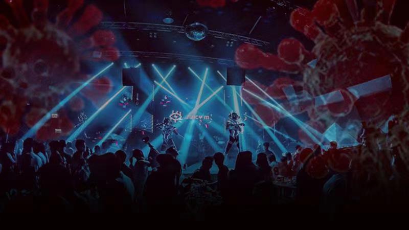曼谷娱乐场所新冠病毒3天内传遍全泰国60多府