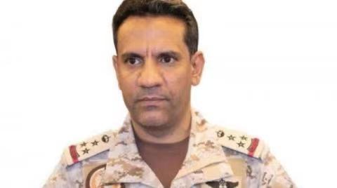 沙特防空部队拦截一枚来自也门的弹道导弹