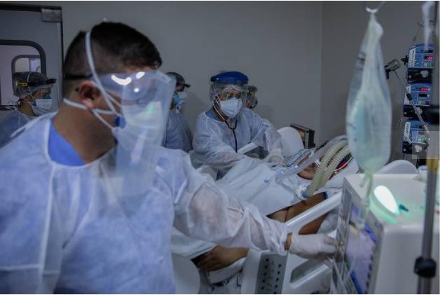 巴西年轻群体新冠肺炎重症患者住院比例再创新高