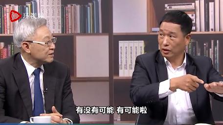 """台空军前副司令爆奇葩言论:大陆军机飞越""""中线""""可能是来""""投诚""""图片"""