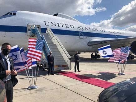 美国国防部长访问以色列