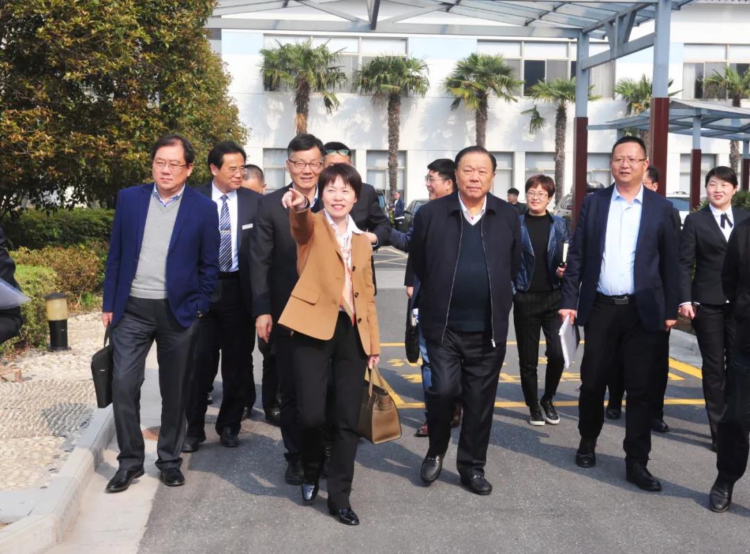 沈文荣:再建一个更高水平、核心竞争力全面提升的淮钢