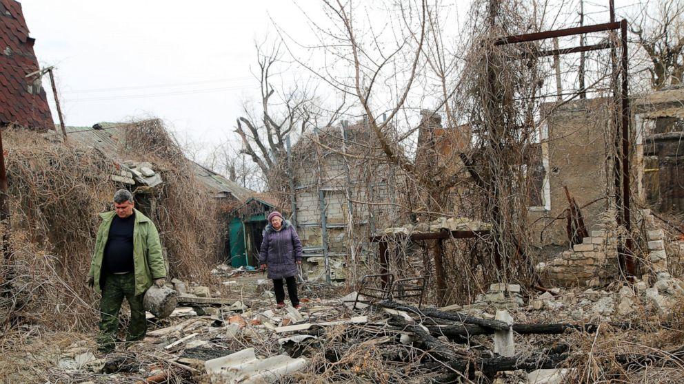 乌克兰政府军与民间武装再交火 致乌军一死一重伤