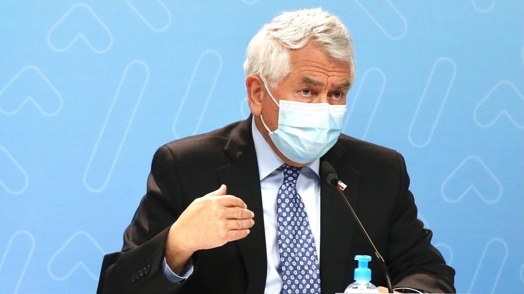智利新增新冠肺炎确诊病例6372例 累计确诊1082920例